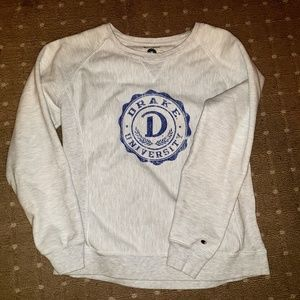 Champion Drake U great condition sweatshirt. L.